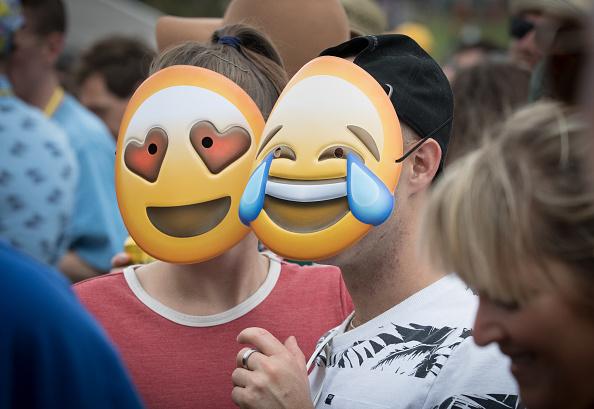 Worthy Farm「Festival Goers Enjoy Glastonbury 2017」:写真・画像(17)[壁紙.com]