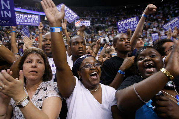 Florida - US State「Barack Obama Continues Campaign Swing Through Florida」:写真・画像(1)[壁紙.com]