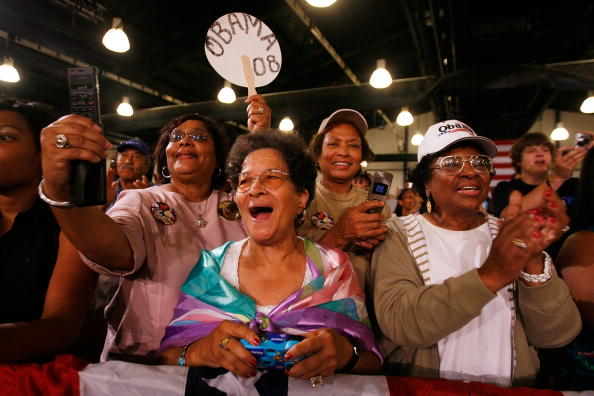 Florida - US State「Barack Obama Campaigns In Florida And North Carolina」:写真・画像(3)[壁紙.com]