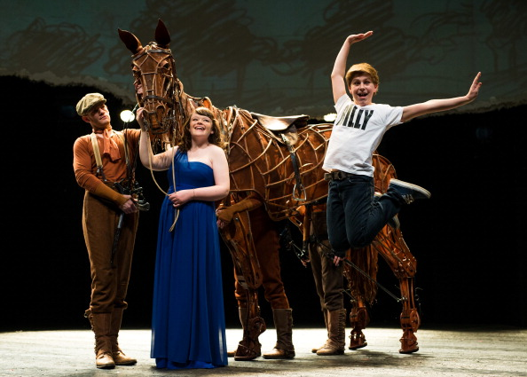 War Horse「The Jubilee Family Festival Presented By Sainsbury's」:写真・画像(4)[壁紙.com]