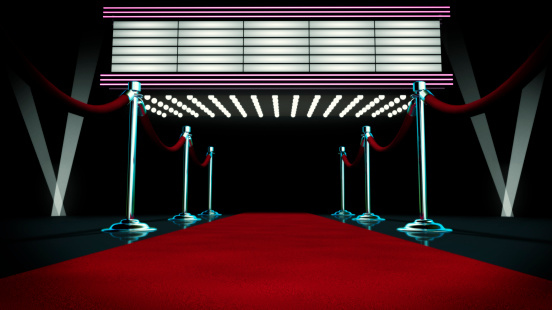 Roped Off「Red Carpet and Marquee」:スマホ壁紙(4)