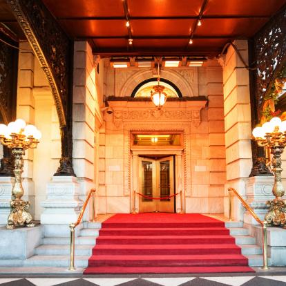 Hotel「Red Carpet」:スマホ壁紙(7)