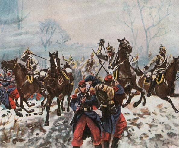 Prussia「German Cuirassiers At Poupry」:写真・画像(10)[壁紙.com]