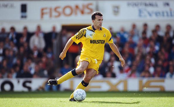 Club Soccer「Neil Ruddock Tottenham Hotspur 1992」:写真・画像(5)[壁紙.com]