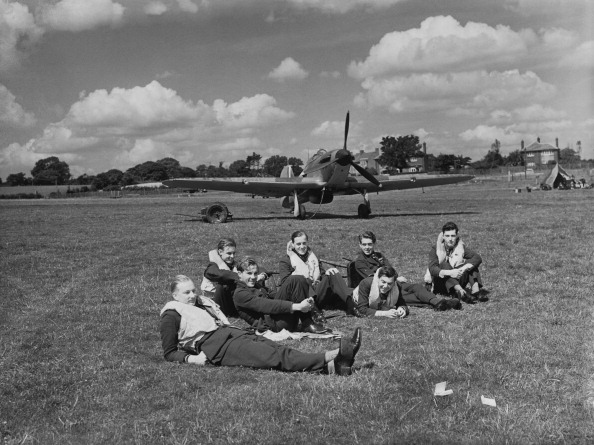 Fox Photos「Hawker Hurricane」:写真・画像(11)[壁紙.com]
