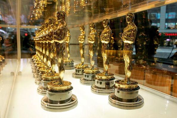 Award「Academy Awards Displays Oscar Statuettes」:写真・画像(1)[壁紙.com]