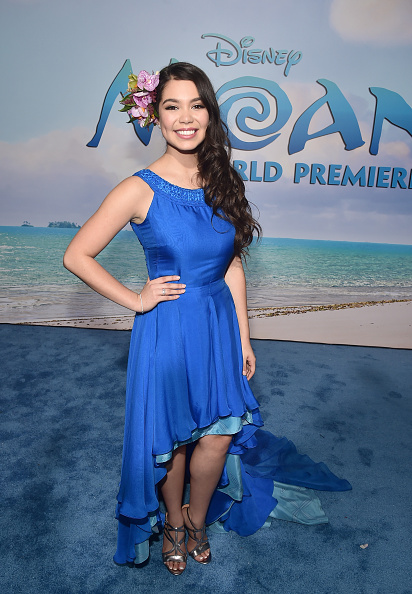 "El Capitan Theatre「The World Premiere of Disney's ""MOANA""」:写真・画像(6)[壁紙.com]"