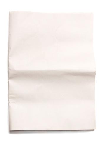 Paper「Blank unfolded newspaper」:スマホ壁紙(7)