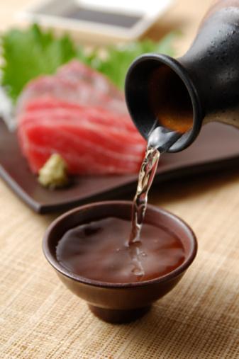 Sake「Shochu and sashimi」:スマホ壁紙(4)