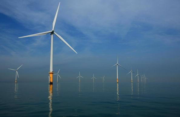 風「Burbo Bank Wind Farm Now Fully Operational」:写真・画像(3)[壁紙.com]