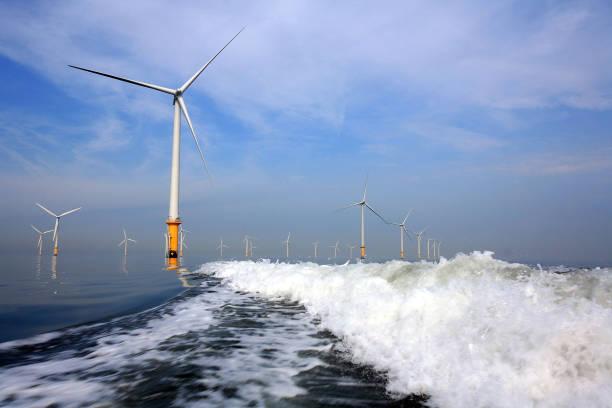Burbo Bank Wind Farm Now Fully Operational:ニュース(壁紙.com)