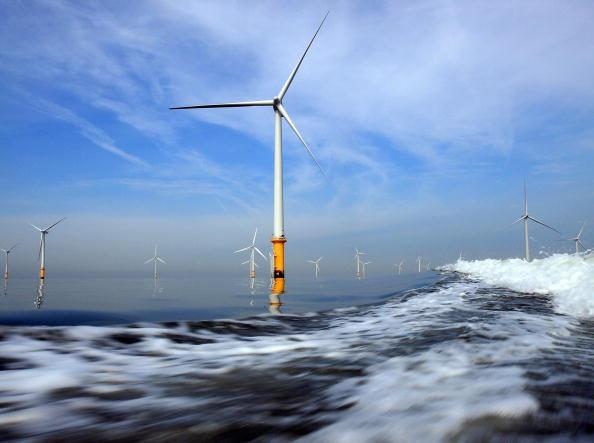 風「Burbo Bank Wind Farm Now Fully Operational」:写真・画像(6)[壁紙.com]
