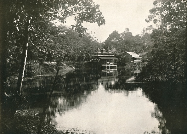 葉・植物「Sacred Horse Shoe Lake And Zayats」:写真・画像(15)[壁紙.com]