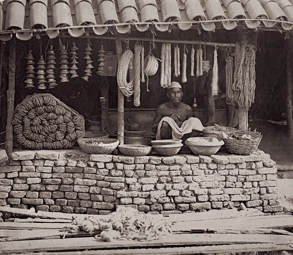 Indian Subcontinent Ethnicity「Rope Seller」:写真・画像(19)[壁紙.com]
