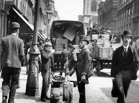 1900-1909「Drink Seller」:写真・画像(6)[壁紙.com]