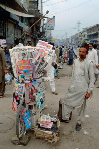 Rack「Newspaper Seller, Islamabad, Pakistan」:写真・画像(12)[壁紙.com]