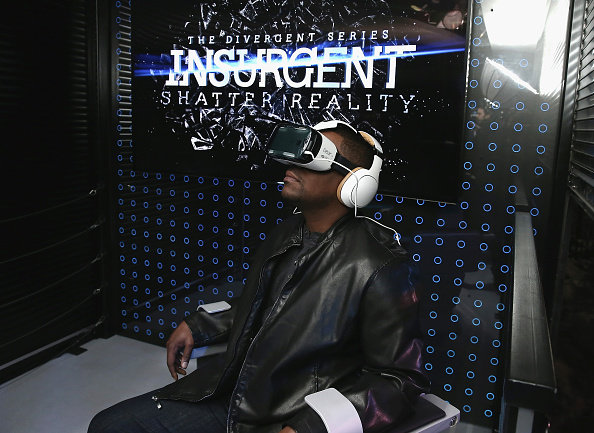"Three Quarter Length「""The Divergent Series: Insurgent – Shatter Reality"" Samsung Gear VR Experience」:写真・画像(3)[壁紙.com]"