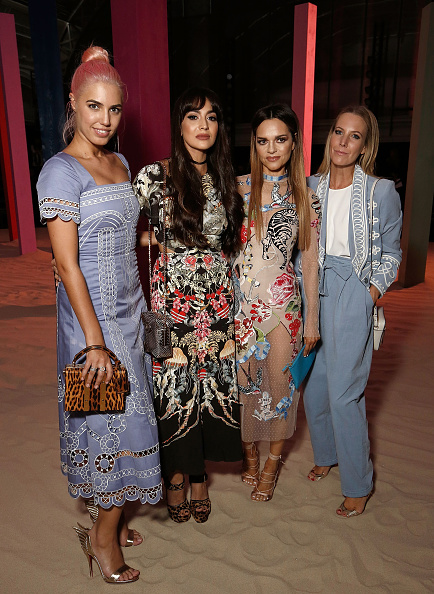 London Fashion Week「Front Row & Arrivals - Day 3 - LFW September 2016」:写真・画像(15)[壁紙.com]