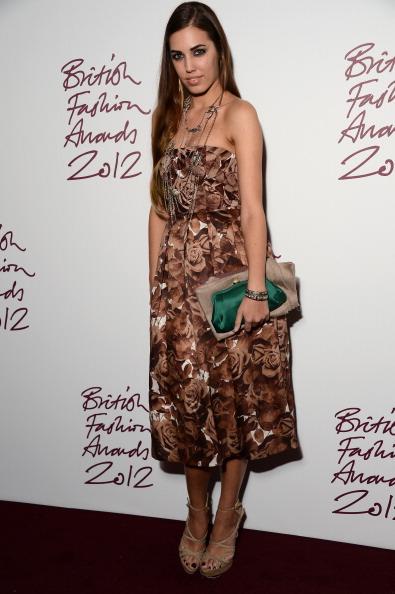 Ankle Strap Shoe「British Fashion Awards 2012 - Inside Arrivals」:写真・画像(16)[壁紙.com]