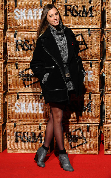 Hands In Pockets「Skate At Somerset House Launch - Arrivals」:写真・画像(6)[壁紙.com]