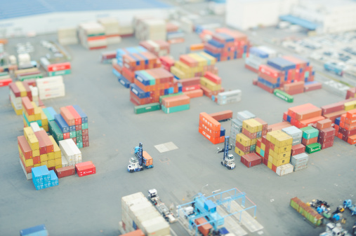 Freight Transportation「container institution」:スマホ壁紙(9)