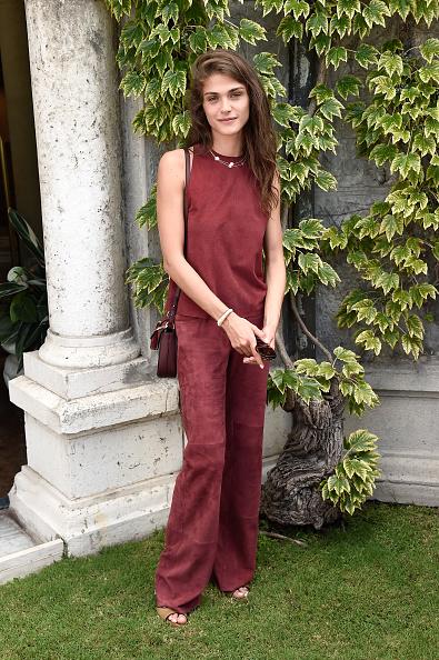 ベネチア国際映画祭「Elisa Sednaoui Arrives At Lido - 72nd Venice Film Festival」:写真・画像(19)[壁紙.com]