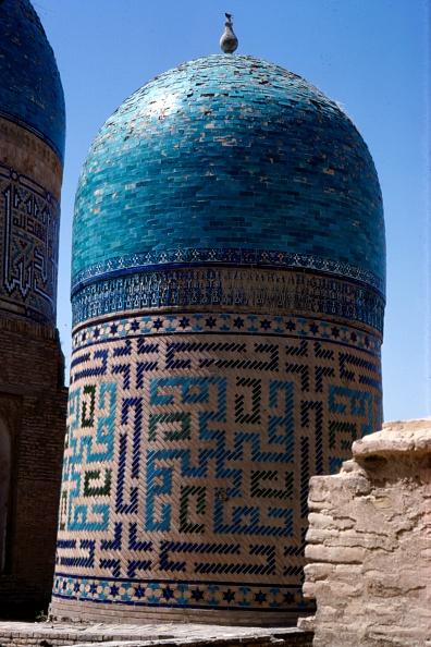 Uzbekistan「Domes Of Mausoleum」:写真・画像(3)[壁紙.com]