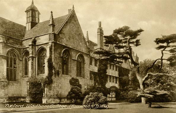 1900-1909「Wadham College」:写真・画像(3)[壁紙.com]