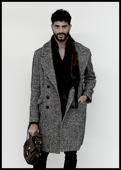 Transfer Print「The Style Collection: Beards - London Collections: Men AW15」:写真・画像(13)[壁紙.com]