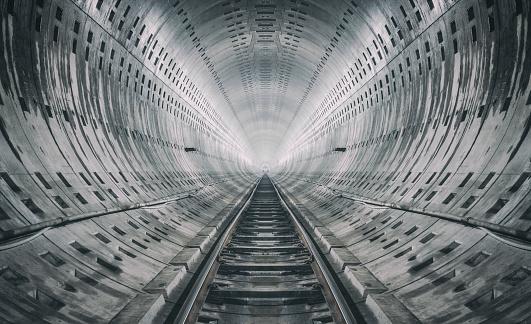 Railway「Tunnel」:スマホ壁紙(12)
