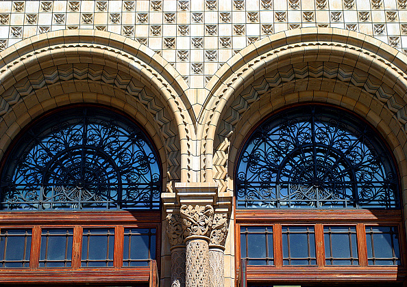 Natural History Museum - London「Natural History Museum, Designed by Captain Francis Fowke and executed by Alfred Waterhouse, 1873-1880. London. United Kingdom.」:写真・画像(16)[壁紙.com]