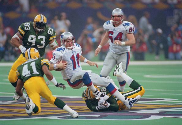New England Patriots「Super Bowl XXXI」:写真・画像(0)[壁紙.com]
