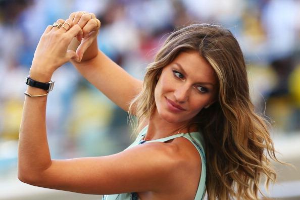 Gisele Bundchen「Germany v Argentina: 2014 FIFA World Cup Brazil Final」:写真・画像(13)[壁紙.com]