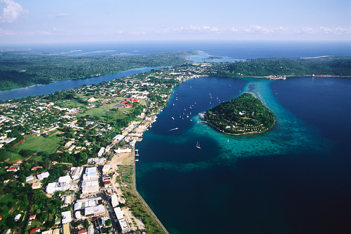 1990-1999「Port Vila on Efate Island」:スマホ壁紙(5)