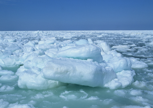 Hokkaido「Drift Ice」:スマホ壁紙(16)