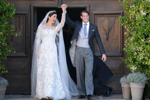 Elie Saab - Designer Label「Religious Wedding Of Prince Felix Of Luxembourg & Claire Lademacher」:写真・画像(15)[壁紙.com]
