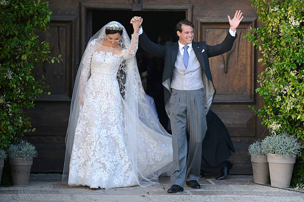 Religious Wedding Of Prince Felix Of Luxembourg & Claire Lademacher:ニュース(壁紙.com)