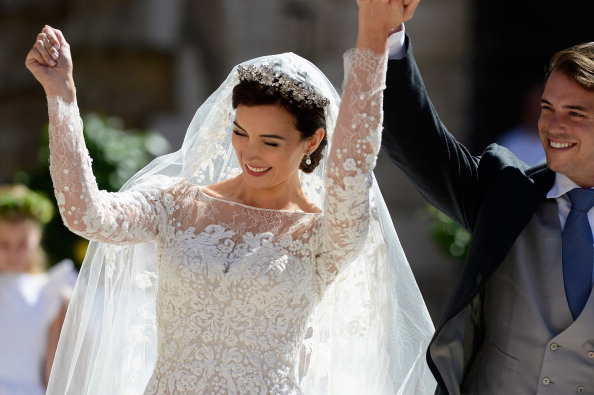 Elie Saab - Designer Label「Religious Wedding Of Prince Felix Of Luxembourg & Claire Lademacher」:写真・画像(9)[壁紙.com]