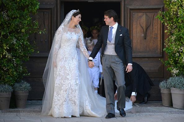 Elie Saab - Designer Label「Religious Wedding Of Prince Felix Of Luxembourg & Claire Lademacher」:写真・画像(17)[壁紙.com]