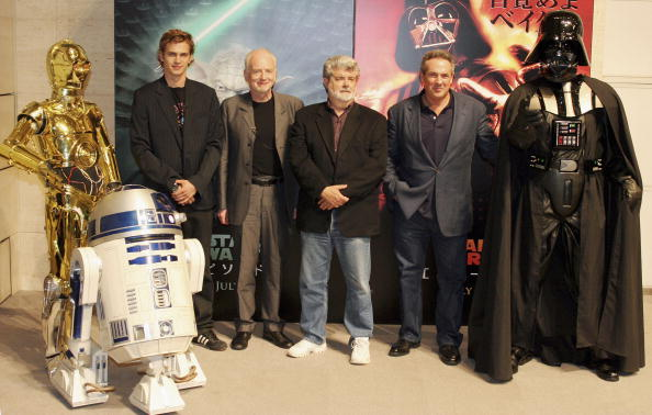 Film Industry「Star Wars Episode III - Revenge Of The Sith Photocall In Japan」:写真・画像(16)[壁紙.com]