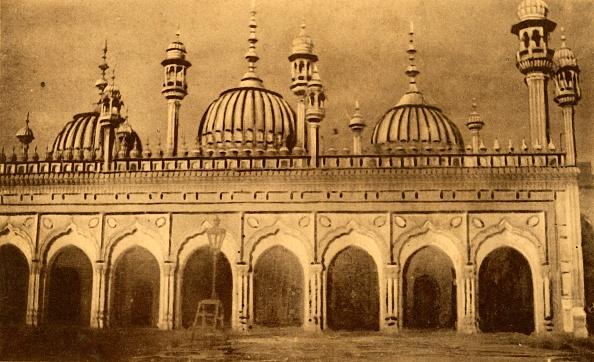 Pakistan「Jama Masjid」:写真・画像(19)[壁紙.com]