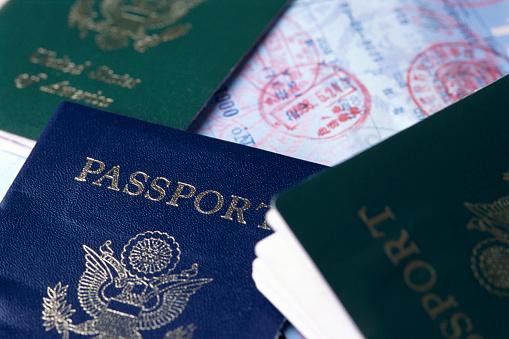 Passport「American Passports」:スマホ壁紙(16)