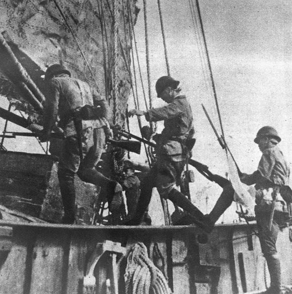 Pacific War「Boarding Party」:写真・画像(12)[壁紙.com]