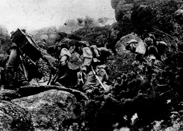 Pacific War「Japanese Advance」:写真・画像(18)[壁紙.com]