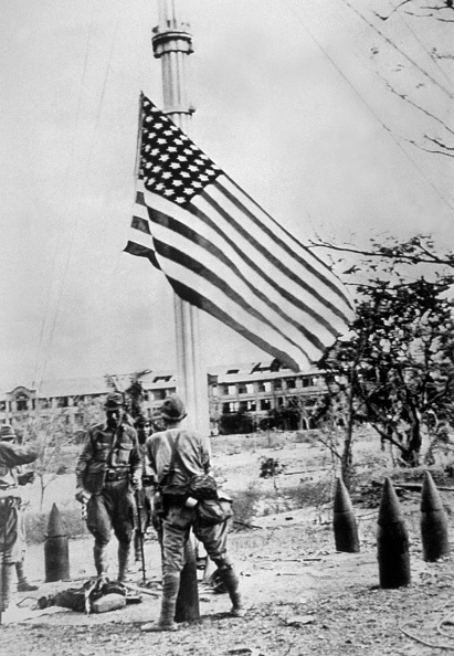 USA「Flag Goes Down」:写真・画像(4)[壁紙.com]