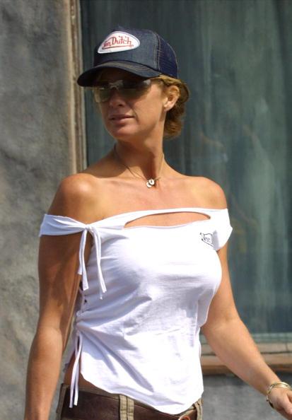 Hat「Rachel Hunter shops Von Dutch」:写真・画像(4)[壁紙.com]