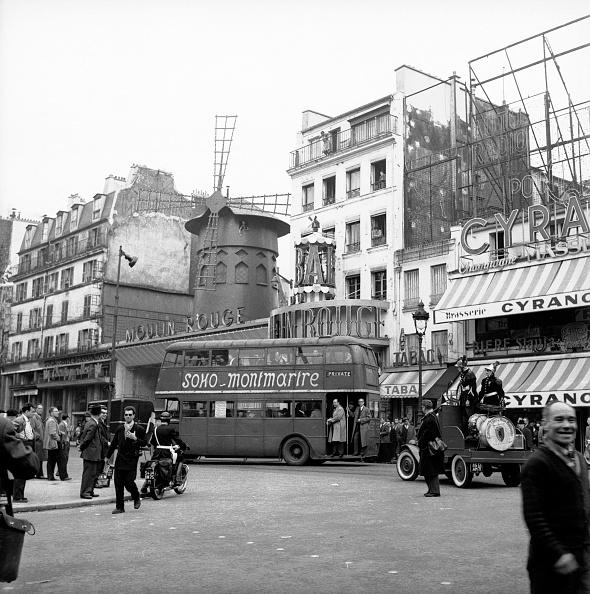 Transportation「London Bus In Paris」:写真・画像(16)[壁紙.com]