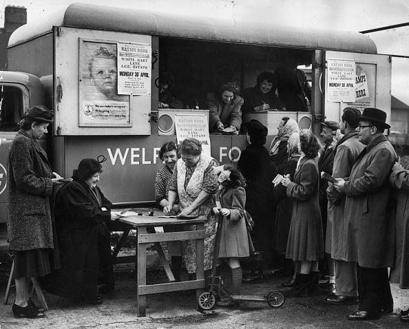 World War II「Mobile Food Office」:写真・画像(3)[壁紙.com]
