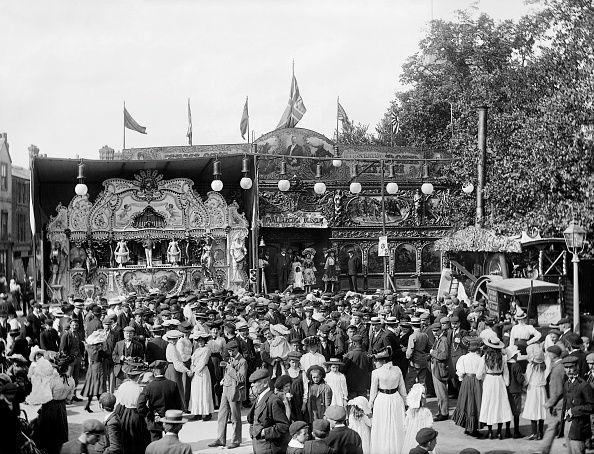 1900-1909「St Giles Fair,」:写真・画像(8)[壁紙.com]