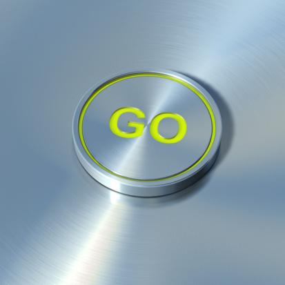 Push Button「GO Button made of Steel 」:スマホ壁紙(9)